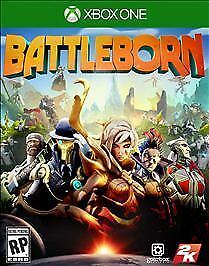 Battleborn (Microsoft Xbox One, 2016)