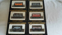 GRAHAM FARISH 00 GAUGE WAGON PRIVATE OWNER WAGON YOU CHOOSE PAY JUST ONE POSTAGE