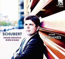 Javier Perianes: Schubert - Piano Sonatas D960 & D664 [CD]
