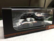 RARE! HPI #8621 Porsche 956 LH (#3) 982 Le Mans 1/43 Resin Model