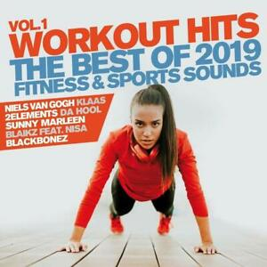 Workout Hits Vol. 1 - The Best Of 2019 Fitness & Sports Sounds / Fitness DJ-MIX