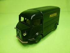 ELIGOR  CITROEN H VAN - POSTES - GREEN 1:43 - GOOD CONDITION