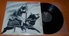 Razorbacks - More Love Less Attitude - 1987 US Vinyl LP In Opened Shrink