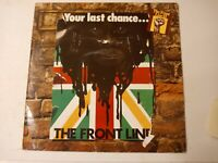 The Front Line II-Various Artists Vinyl LP 1978 UK Copy