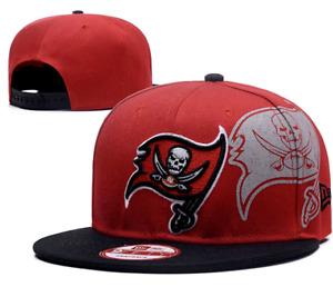 Tampa Bay Buccaneers NFL Football Embroidered Hat Snapback Adjustable Cap