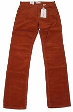 MAC Jeans ARNE Herren Kord Hose Men Cord Pants W33 L34 MODERN FIT STRETCH Braun
