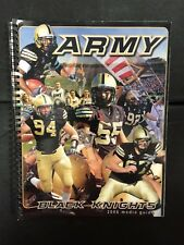 2006 ARMY BLACK KNIGHTS FOOTBALL MEDIA GUIDE IN GREAT SHAPE--SMALL PRINT RUN!!!