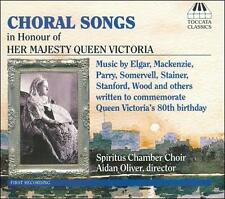Choral Songs in Honour of Her Majesty Queen Victoria, New Music