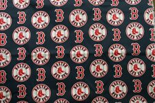 Boston Red Sox Handcrafted Face Mask