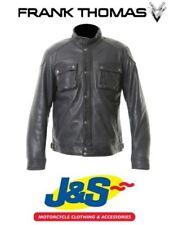 Jacken in Größe 52 im Retro-Stil aus Leder fürs Motorrad