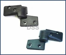 Genuine Porsche 924 944 968 Wind Deflector Hinge Sunroof Left + Right Set OEM