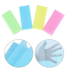 Mesh Bath Shower Body Washing Clean Exfoliate Puff Scrubbing Towel Clothes Br