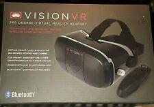 Sound Logic Vision VR 360° Virtual Reality Bluetooth Headset & Wireless Gamepad
