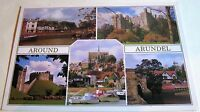 England Around Arundel Multi-view PSX01962 J Arthur Dixon - posted 1993