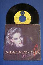 Madonna - Live to tell - 45 giri - 92 8717 - 7