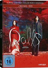 Dolls (Takeshi Kitano - ltd Collectors Edition) 2x Blu-ray + 1x DVD NEU + OVP!