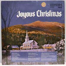 JOYOUS CHRISTMAS    Bing Crosby / Tony Bennett, etc.    1971 Vinyl LP   NM