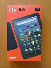 Amazon Kindle Fire HD 8 Tablet 32GB with Alexa ,10th gen. (2020 release) Black