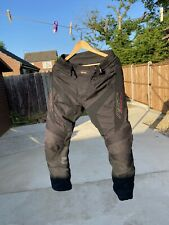 RST Pro Series textile motorcycle trousers Size M