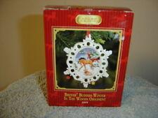 Breyer #700909 Buddies Winter In the Woods Christmas Ornament NIB 2009
