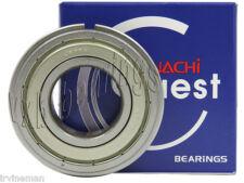 6004ZZENR Nachi Bearing Shielded C3 Snap Ring Japan 20x42x12 Bearings 9619
