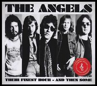 ANGELS - THEIR FINEST HOUR AND THEN SOME D/Rem CD ~ ANGEL CITY ~ 70's *NEW*