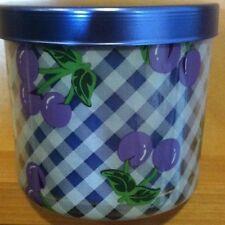 Bath & Body Works Summer Berries Candle Small Slatkin & Co. One Wick 4 oz Rare