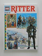 Was ist Was Band 88 Ritter Wolfgang Tarnowski