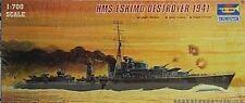 Trumpeter 1/700 HMS Eskimo British Tribal Class Destroyer 1941 New 5757