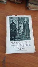 almanacco della famigli98a meneghina per l anno 1936 - ceschina milano - e 45