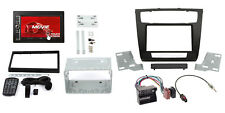 BMW 1er E87 Facelift 07-11 2-DIN Autoradio USD SD iPhone Android Radioblende
