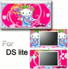 Hello kitty CAT VINYL SKIN STICKER f NINTENDO DS LITE 3