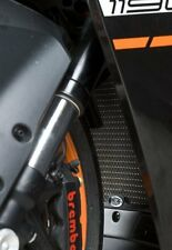 KTM RC8R 2014 R&G Racing Radiator Guard RAD0133BK Black
