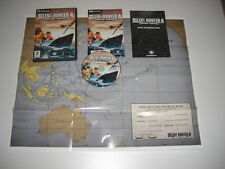 Silent hunter 4 iv wolves of the pacific pc dvd rom sub sim sous-marin rapide post