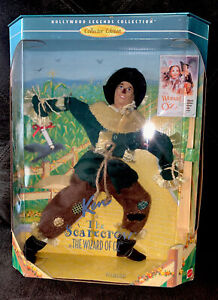 """NEW Ken as The Scarecrow in """"Wizard of Oz"""" 1996 Collector Edition - NRFB Barbie"""