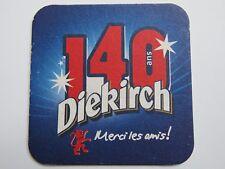 Beer Bar Coaster ~ Brewed by Brasserie de Luxembourg Mousel-Diekirch (InBev) 140