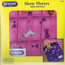 Breyer Show Horses Model Pony Pink Pouch 2066 Toy
