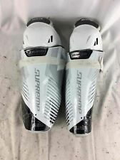 "Bauer Supreme Ignite 12"" Hockey Shin Guards"