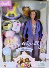 Grandma Happy Family Barbie Doll Grandmother Grandparent RARE NIB