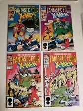 Fantastic Four vs X-men # 1-4 VF-