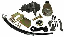 1960-66 Chevy & GMC Truck Deluxe Power Steering Conversion - Small Block Chevy