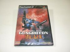 GUNGRIFFON BLAZE - Playstation 2 PS2 - Japanese Import - NEW