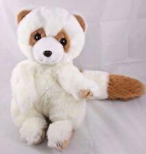 "Prestige Randi Raccoon White Plush 12"" Korea"