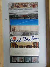 1997 Commemorative Presentation Packs Complete (9 Packs Nos 274-282) Superb U/M