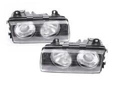 Headlights  LH+RH BMW E36 3 Series 94-00 Sedan Coupe & Convertible Dotted