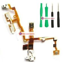 Headphone Audio Jack Ribbon Flex replacement part for iPhone 3gs A1303 White new