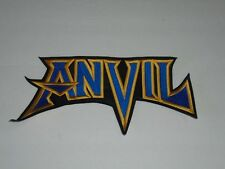 ANVIL HEAVY METAL EMBROIDERED BACK PATCH