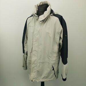 Mammut Mens  Jacket Coat Outdoor Hooded XL Grey