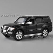 1:32 Diecast Car Model Toy Free Wheeling Pajero SUV Replica With Sound & Light