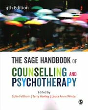The SAGE Handbook of Counselling and Psychotherapy 9781473953314   Brand New